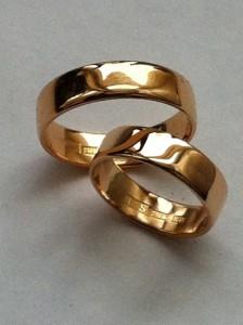 Ombearbetning av guld