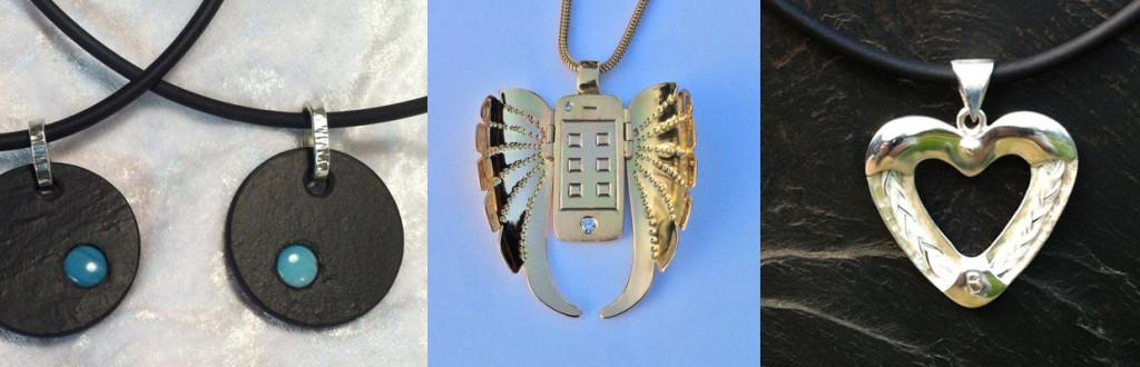 Silvermasken, smycken från Bergslagen