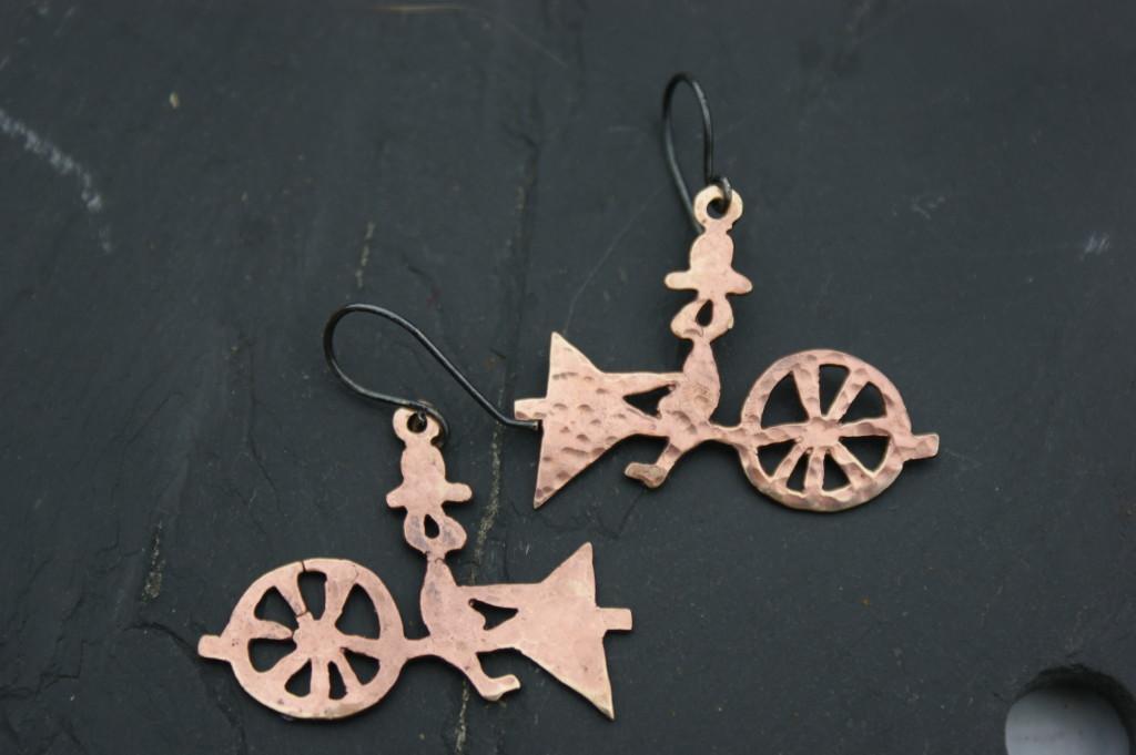 Smycke, örhängen, Sputnik